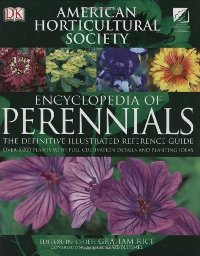 Encyclopedia of Perennials 9780756613433