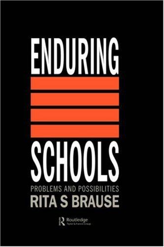 Enduring Schools 9780750700139