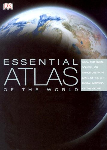 Essential Atlas of the World 9780756609641