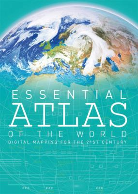 Essential Atlas of the World 9780756638191