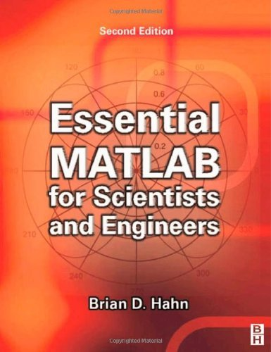 Essential MATLAB for Scientists and Engineers 9780750652407