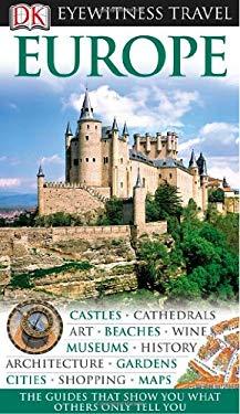 DK Eyewitness Travel Guide: Europe 9780756632236