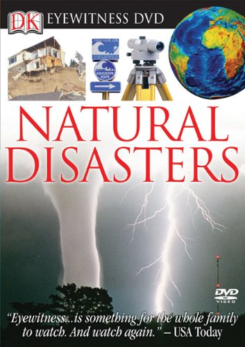 Eyewitness DVD: Natural Disasters 9780756655457