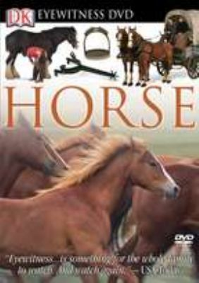 Eyewitness DVD: Horse 9780756658243