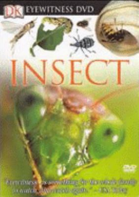 Eyewitness DVD: Insect 9780756628284