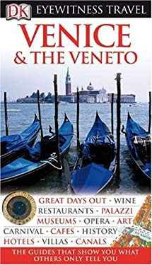 Eyewitness Venice & the Veneto 9780756661328