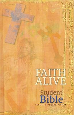 Faith Alive Student Bible-ESV 9780758626998