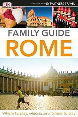 Family Guide Rome 9780756694692