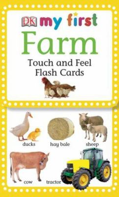 My 1st T&f Picture Cards: Farm 9780756619718
