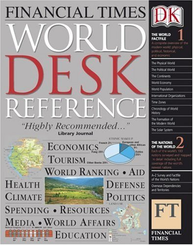 Financial Times World Desk Reference 9780756603434