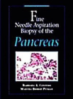 Fine Needle Aspiration Biopsy of the Pancreas 9780750697255