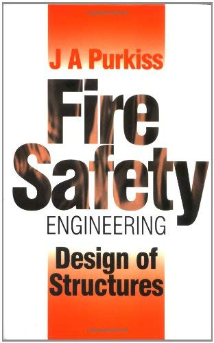 Fire Safety Engineering Design of Structures 9780750606097