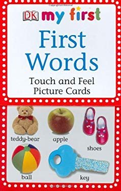 First Words: Touch and Feel Picture Cards 9780756615185