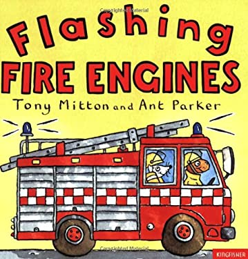 Amazing Engines: Flashing Fire Engines (Amazing Engines)