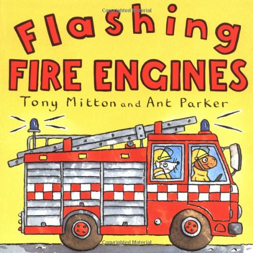 Flashing Fire Engines 9780753453070