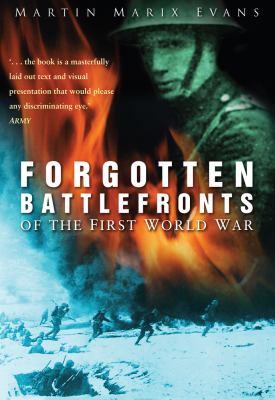 Forgotten Battlefronts of the First World War 9780752450476