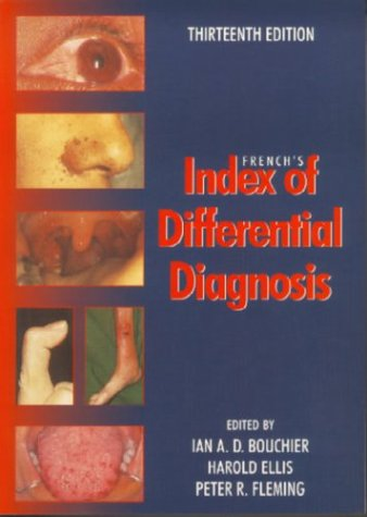 French's Index of Differential Diagnosis 9780750614344