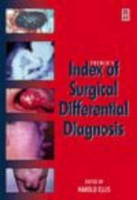 French's Index of Surgical Differential Diagnosis 9780750627634