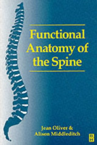 Functional Anatomy of the Spine 9780750600521