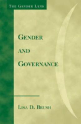 Gender and Governance 9780759101425