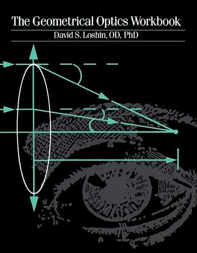 Geometrical Optics Workbook 9780750690522