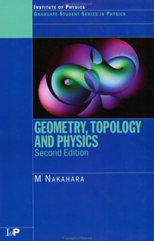 Geometry, Topology and Physics, Second Edition 9780750306065
