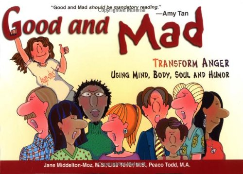 Good and Mad: Transform Anger Using Mind, Body, Soul and Humor 9780757301025