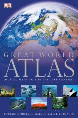 Great World Atlas 9780756639846
