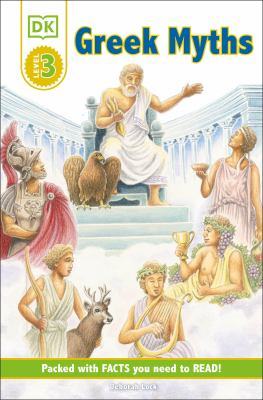 Greek Myths 9780756640156