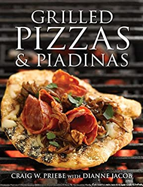 Grilled Pizzas & Piadinas 9780756636791