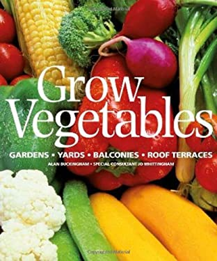 Grow Vegetables 9780756628901