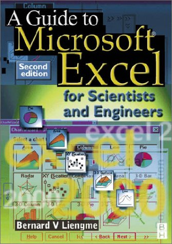 Guide to Microsoft Excel for Scientists and Engineers 9780750650571