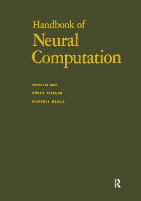Handbook of Neural Computation 9780750303125