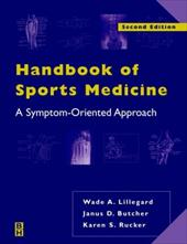 Handbook of Sports Medicine: A Symptom-Oriented Approach