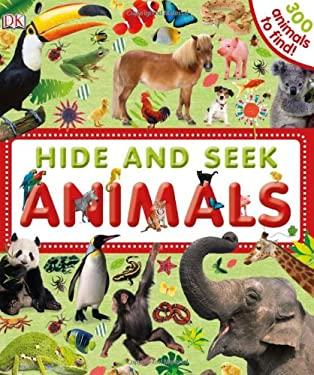 Hide and Seek Animals 9780756675837