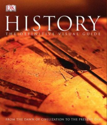 History: The Definitive Visual Guide 9780756631192