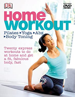 Home Workout [With DVD] 9780756657345