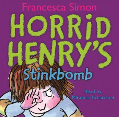 Horrid Henry's Stinkbomb 9780752867663