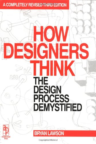 How Designers Think 9780750630733