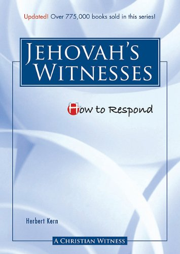 How to Respond to Jehovah's Witnesses 9780758616234