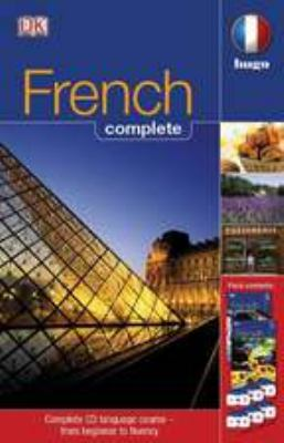 Hugo Complete French: Complete CD Language Course? from Beginner to Fluency 9780756654351