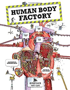 Human Body Factory [With Poster] 9780753468081