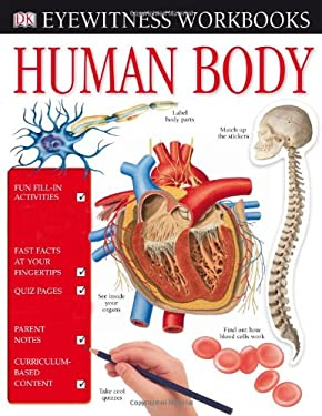 Human Body Workbook [With Stickers] 9780756630331