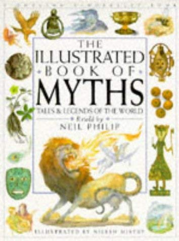Illustrated Book of Myths 9780751353174