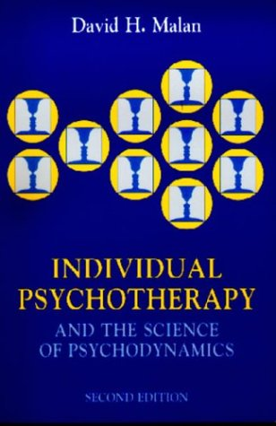 Individual Psychotherapy and the Science of Psychodynamics 9780750623872