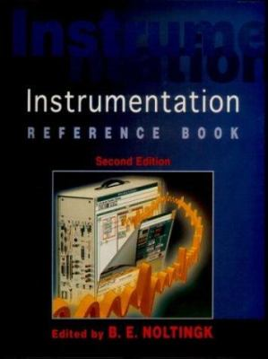 Instrumentation Reference Book 9780750620567