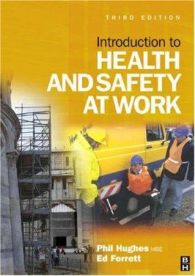Introduction to Health and Safety at Work: The Handbook for the NEBOSH National General Certificate 9780750685030