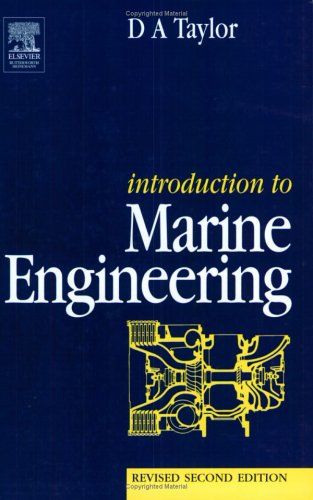 Introduction to Marine Engineering 9780750625302