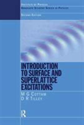 Introduction to Surface and Superlattice Excitations, Second Edition 9780750305884