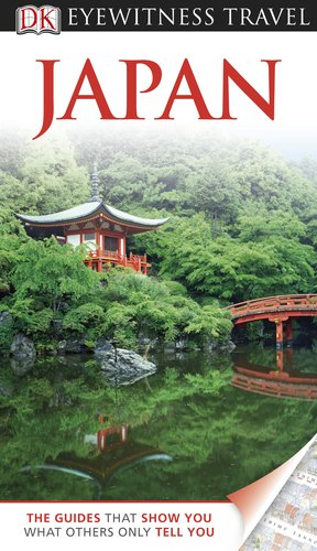 DK Eyewitness Travel Guide: Japan 9780756670085